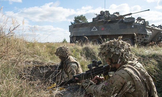 French brigadier-general to become deputy commander in British army