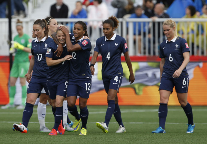 French Women Are Taking Over Soccer